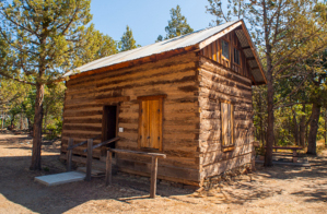 Fort Crook Cabin
