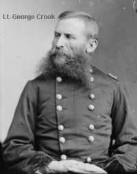 Lt. George Crook