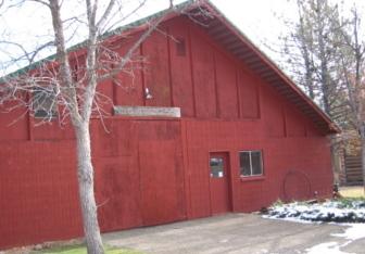 Machinery Barn