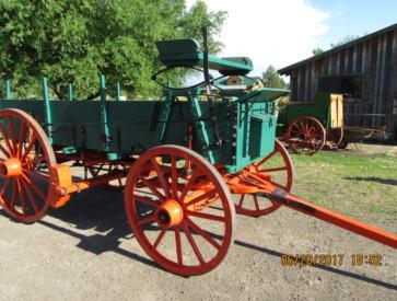 Wagon Restoration 2