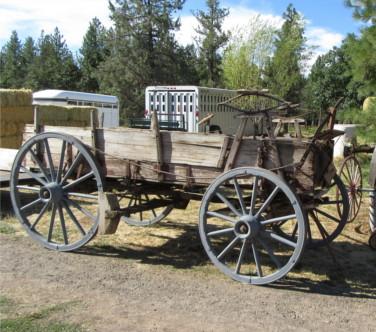 Wagon Restoration 1