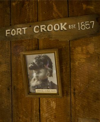 Fort Crook Log Cabin 4