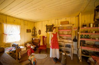 Lewis Log Cabin 4