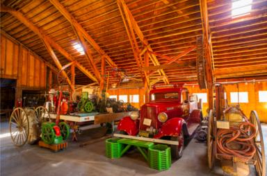 Machinery Building & Blacksmith Shop 7