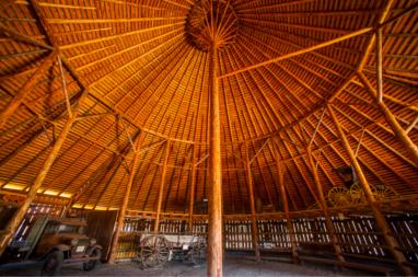 Beaver Creek Ranch Round Barn 7