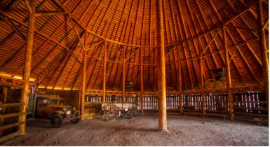 Beaver Creek Ranch Round Barn 6