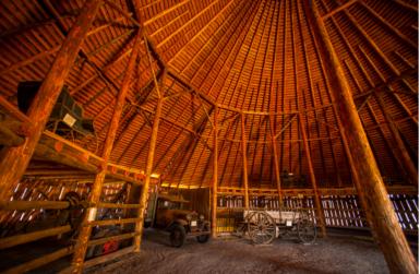 Beaver Creek Ranch Round Barn 4