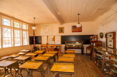 Pittville Schoolhouse 4