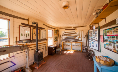 Timekeepers Cabin 4
