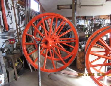 Wagon Restoration 7